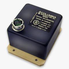 Servo Inclinómetros de alta precisión Columbia