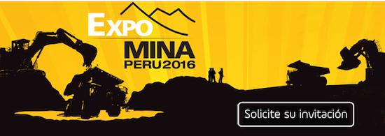 ExpoMina Perú 2016