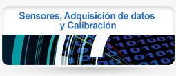 sensores, adquisicion de datos y calibracion