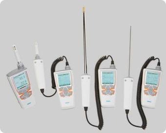 Sensores de humedad portátiles - Vaisala