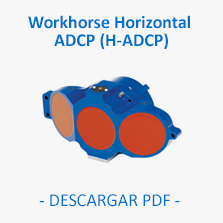 Workhorse Horizontal ADCP (H-ADCP)