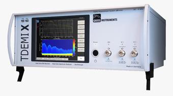 Receptores EMI de altas prestaciones TDEMI eXtreme