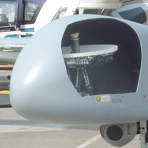 UAV SAT COM HEX