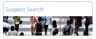 Suspect Search - Find. Right. Now.