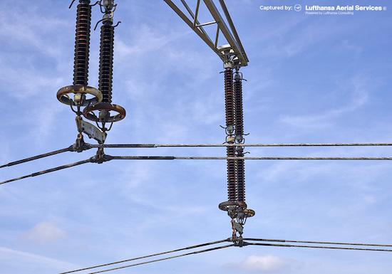Monitorización de lineas eléctricas