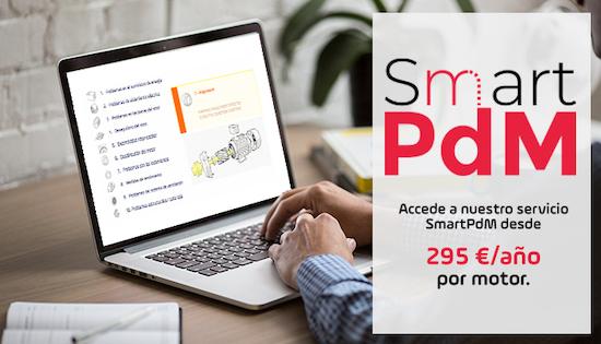 SmartPdM - Tu servicio predictivo para motores
