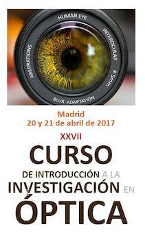Curso Introducción a la Investigación en Optica IO-CSIC