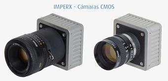 Cámaras CMOS IMPERX
