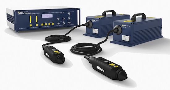 Vibrómetro de alta velocidad HSV-100
