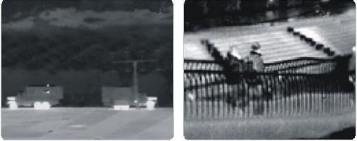 Imagenes vision termica