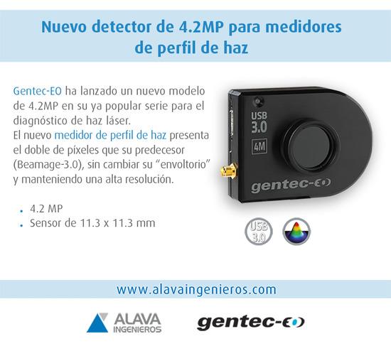 Gentec EO_Detector 4.2MP