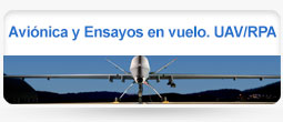 avionica y ensayos en vuelo