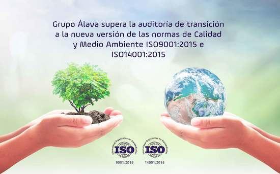 ISO9001:2015 ISO14001:2015 Gestión de la Calidad