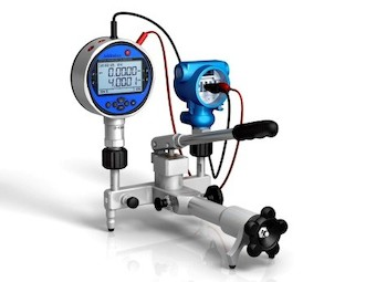 calibrador portatil presion