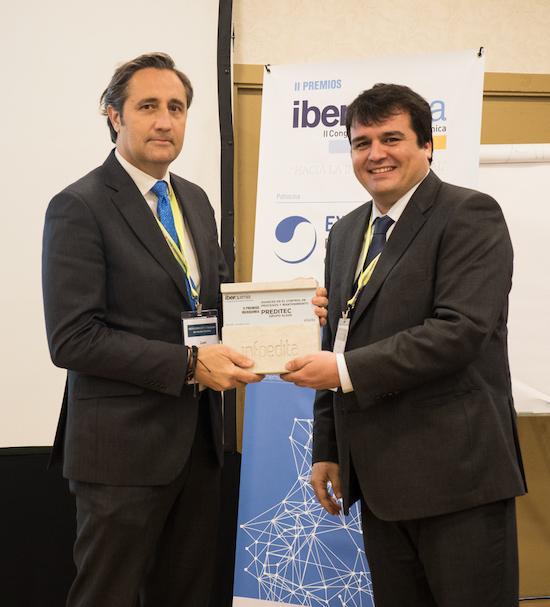 """II Premios Iberquimia """"Hacia la industria digital"""""""