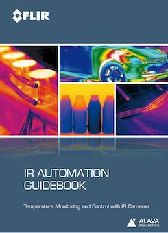IR Automation Guidebook - Temperature Monitoring and Control with IR Cameras