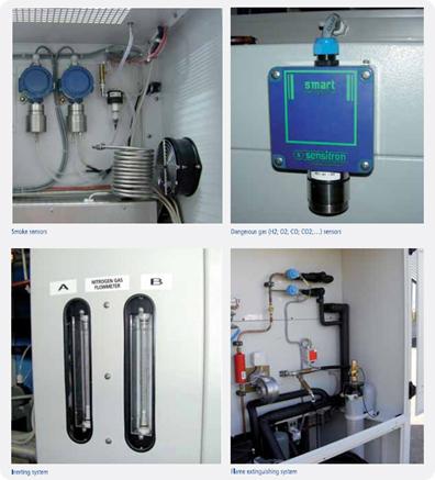 Cámaras climaticas para ensayo de baterías