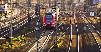 Ferrocarril Transporte ENDEVCO