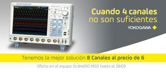 MSO modelo DL4000