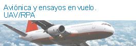 Aviónica y ensayos en vuelo grupo