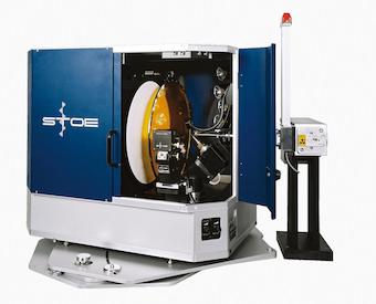 Difractómetros Monocristal STOE IPDS II