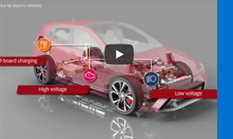 Soluciones EMC y RF para vehículo eléctrico