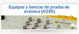 Equipos y bancos de prueba de avionica