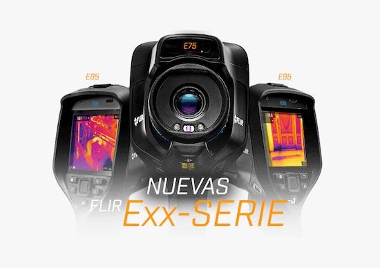 SERIE EXX, Flir, E75, E85, E95