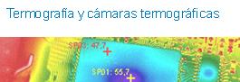 Termografía y cámaras termográficas