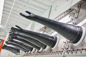 caja guantes inert a medida llave en mano