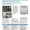 Sensor de presión barométrica PTB330TS