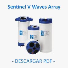 Sentinel V Waves Array