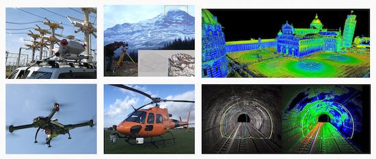 Tecnología LIDAR para representación 3D de cualquier escenario