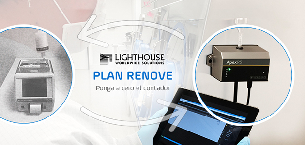 Plan renove Lighthouse - AI