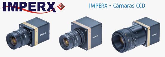 IMPERX Cámaras CCD
