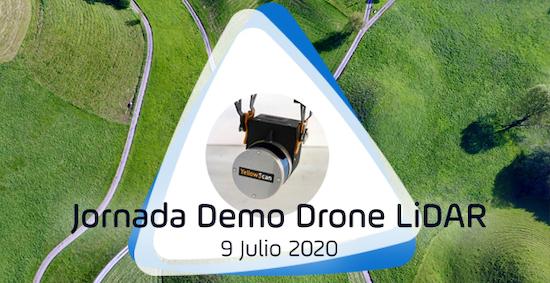 DEMO DRON LIDAR