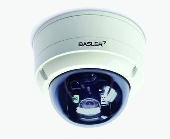 Cámara visión artificial Basler domos IP