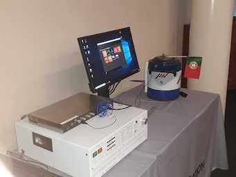 Equipos IMV, IMV M60 600 N, controlador vibraciones IMV k2, IMV PET  50 N