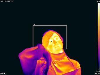 Detección fiebre