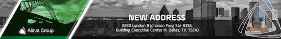 Nueva oficina en Estados Unidos: ¡Nos mudamos!
