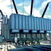 Transformador de potencia con DGA Optimus OPT100 de Vaisala