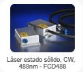 Láser estado sólido - FCD488