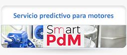 SmartPdM - Tu servicio predictivo para motores - Servicio predictivo