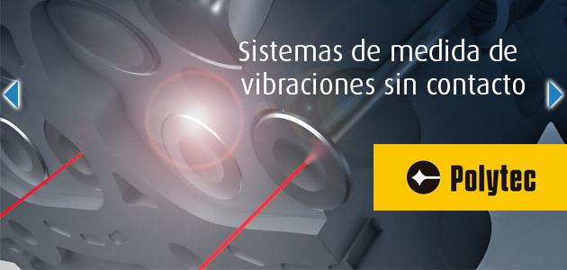Sistemas de medida de vibraciones sin contacto mediante vibrometría láser