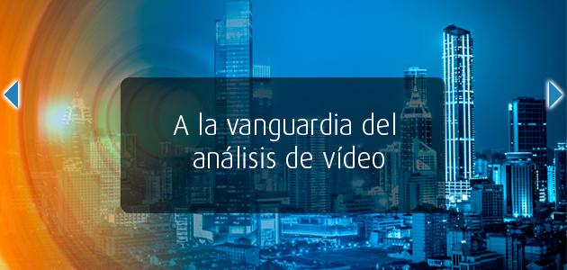 A la vanguardia del análisis de vídeo