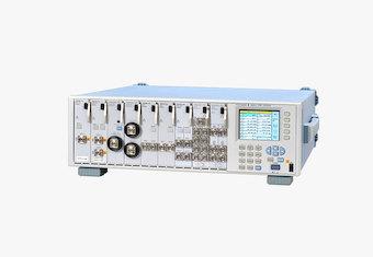 Sistema de prueba de fabricación modular