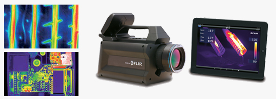 Aplicaciones FLIR X8400sc