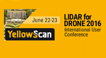 YellowScan International User Conference and Training for the Surveyor