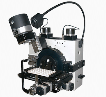 Difractómetros de Polvo - STOE STADI P COMBI