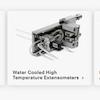Extensómetros de alta temperatura